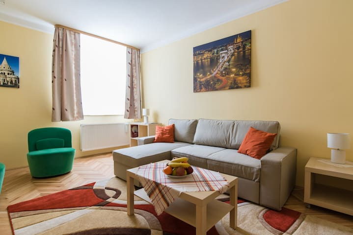 From travellers to travellers - Budapeste - Apartamento