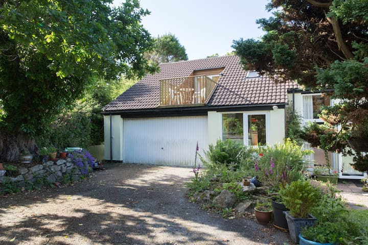 The Annexe - 5 mins from Constantine village. - Falmouth - Leilighet