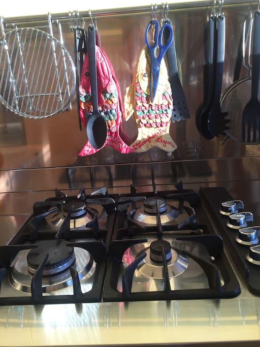 cucina kitchen