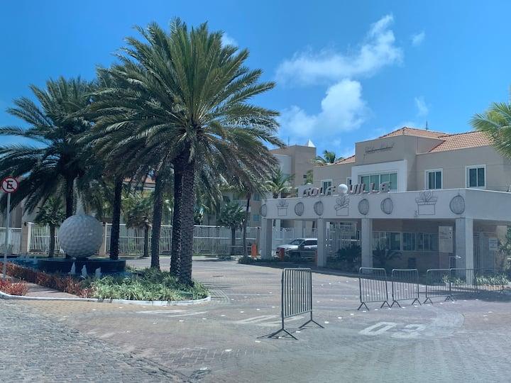 Golf Ville-Beach Park:Resort Luxo-Apartamento Novo