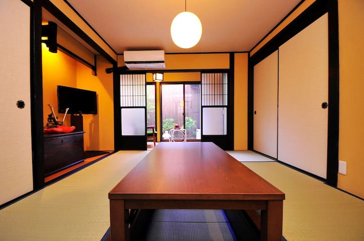 【Licensed】Traditional home near Gion and Kiyomizu