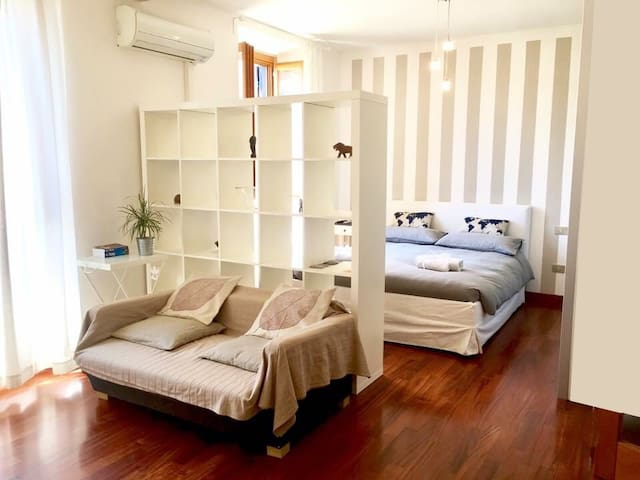 Comfy entire apartment Roma Pigneto