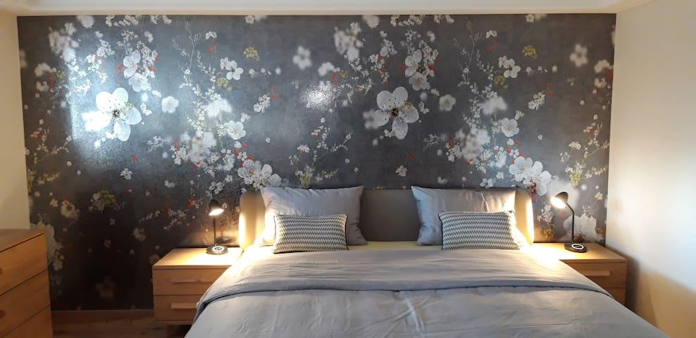 Appartement Säntisblüte mit Aussicht zum Alpstein