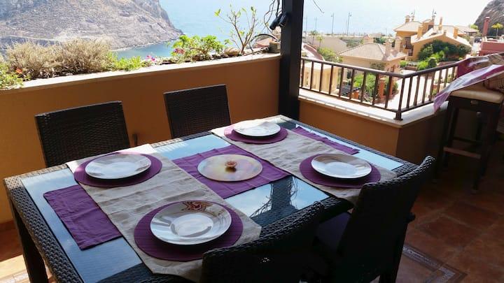 Vistas espectaculares a Isla del Fraile (Resort)