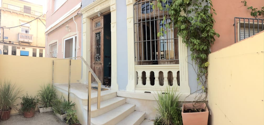 Little shared loft for nomads and adverturers - Cartagena
