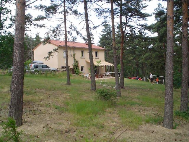 Maison dans les bois - Chaspinhac