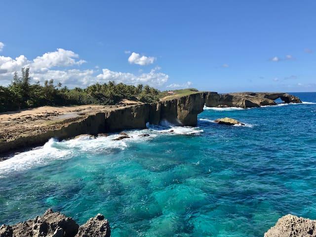 Paradise Cove in Arecibo, PR - Arecibo - Casa