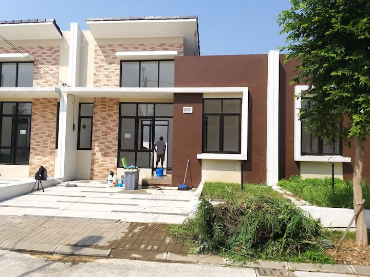 Simple New House
