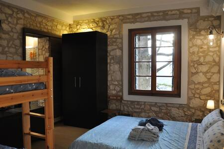 Rocks in Garda Lake countryside - Sona - Bed & Breakfast