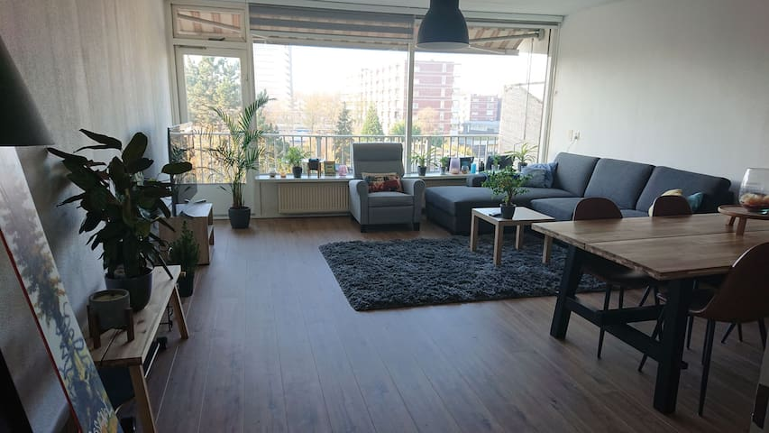 Cozy appartment near Beach! Also longterm possible