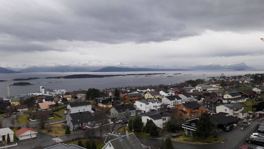 Sunny Hill - Molde - Appartement
