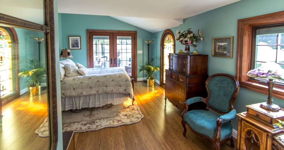 Tollgate Farms Cottage - Scottsville - Casa