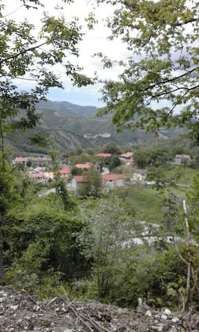 Ca' Ferro in the green - casteldelci - Apartament