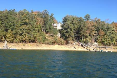 Spectacular Spacious Lake Home