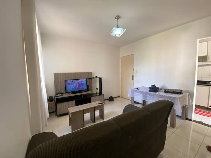 Apartamento Inteiro em Condomínio Aconchegante