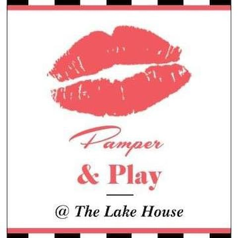♦ ♦ PAMPER & PLAY @ The Lake House ♦ ♦