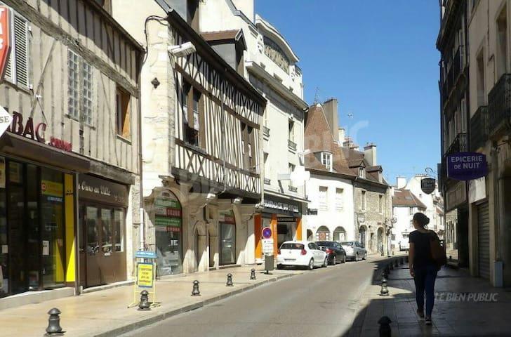 Studio rénové centre ville Dijon
