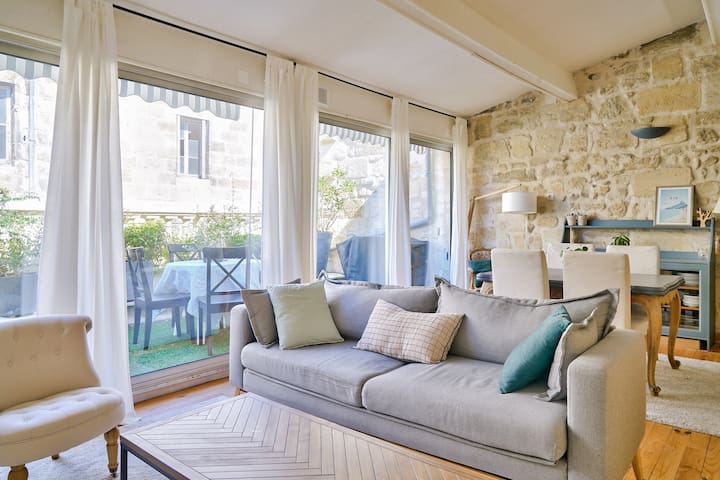 Lovely apartment ☼ ULTRA CENTER WITH TERRACE ☼