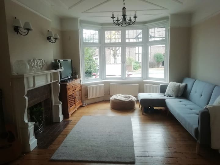 Double bedroom near Wimbledon