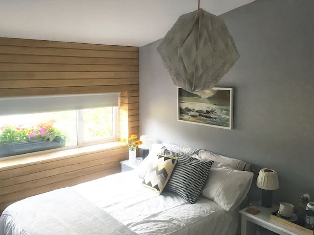 Cosy Holywood gem of a guest room