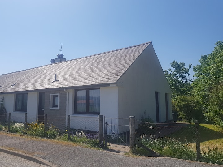 Perfectly situated  bungalow in Lochcarron