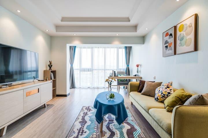 春融街地铁口/亲子两室一厅/酒店管理/行李管家