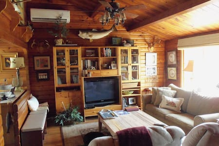 Waterfront cabin on Patuxent River - Lusby - Dom
