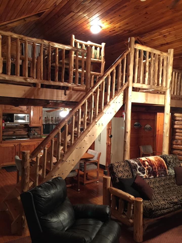 Chase Lake Lodge