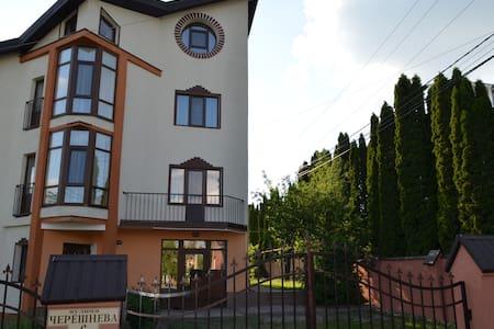Апартаменты отельного типа с парковкой - Hodyliv