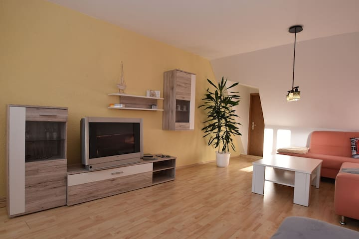 Modern Apartment in Ballenstedt with Forest Nearby