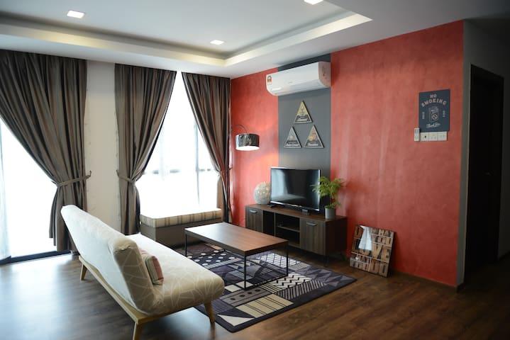 #JazzyCatsLodge 4.2 Kuching Jazz Suites Vivacity