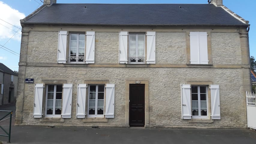 gite du moulin - Sommervieu - Apartment