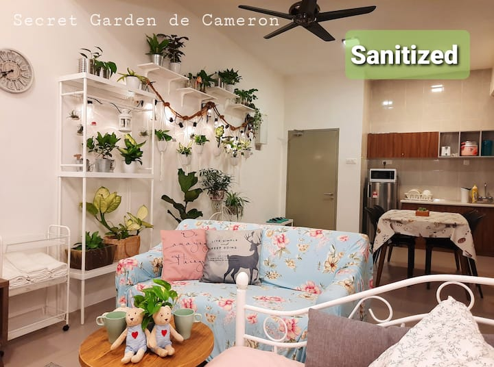New: Duplex-3BR(11 pax)Secret Garden,Night market