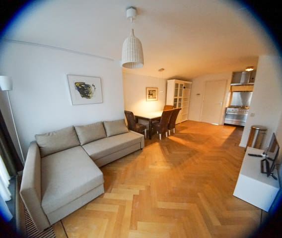 Beautiful apartment in Historical centre of Leiden - Leiden - Apartamento