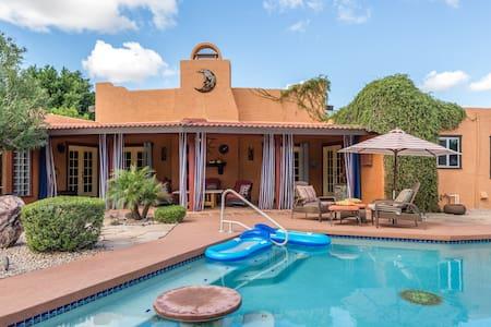 Mesa Luxury Hacienda Resort Home