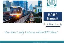 Lite loft delight(BRAND NEW)- Nana BTS 5mins walk