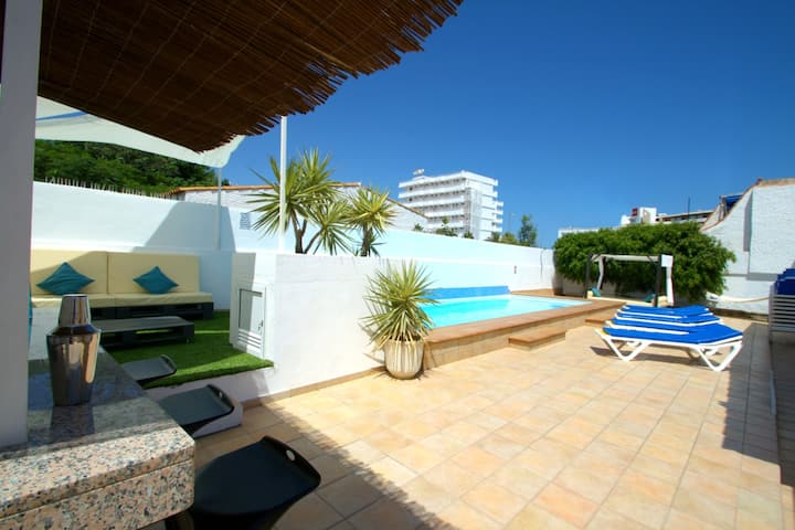 VILLA BONITA Playa Del Ingles, with private pool