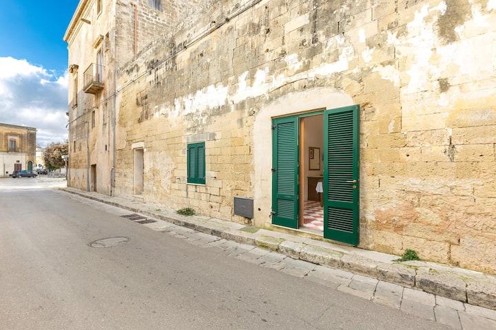 Antico Palazzo Vernole - Suite Don Gioacchino