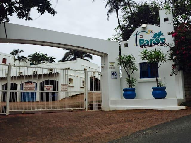 Paros is 48 Iphala road.