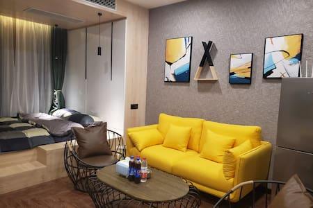 友豪国际豪华一居室