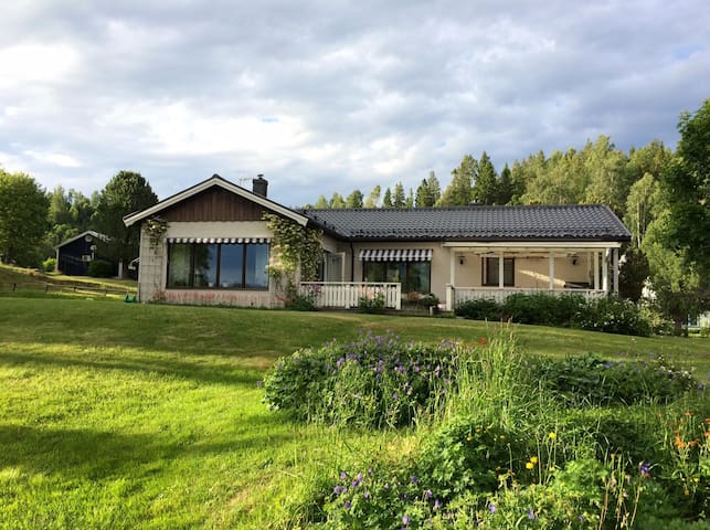 House with beautiful view in Höga Kusten - Kramfors Ö - Вилла