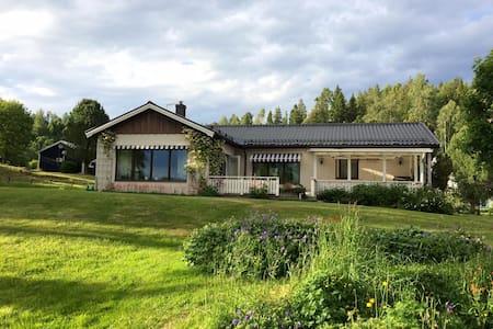 House with beautiful view in Höga Kusten - Kramfors Ö - Vila