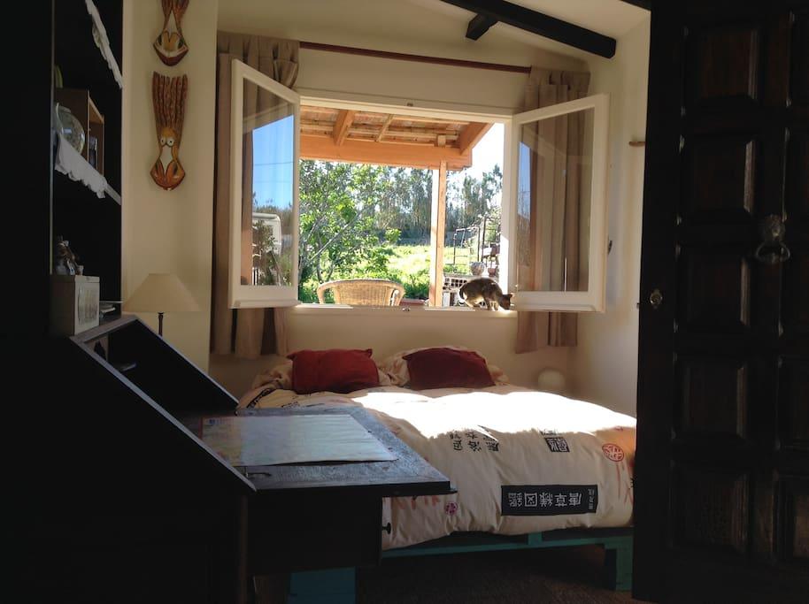 Romantic countryside nature lovers casas particulares te huur in sintra lisboa portugal - Badkamer zen natuur ...