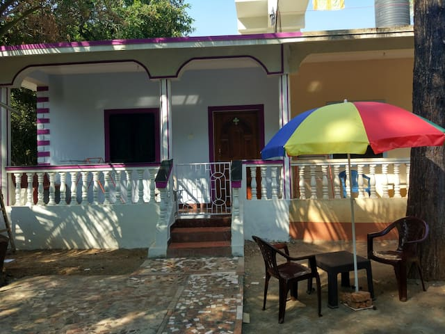 Amicorum: A quite n pocket-friendly place in Goa