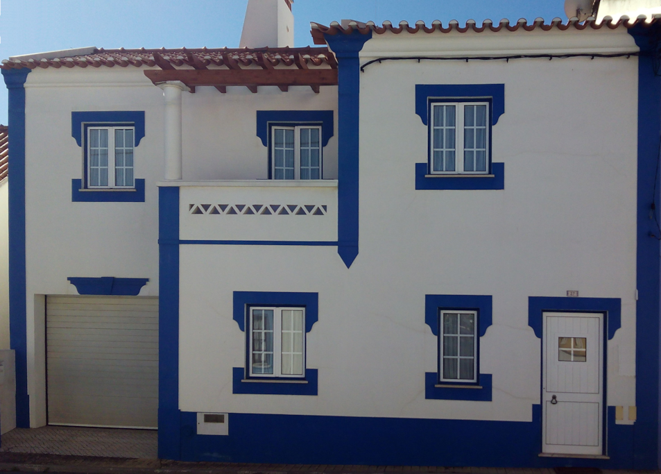 Casa da Barra Azul