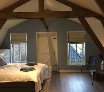 B&B MID83 vlakbij de friese meren - Bed & Breakfast