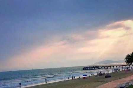 惠州万科双月湾海景度假公寓 - Huizhou - อพาร์ทเมนท์
