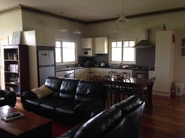 Mansfield self contained Goulburn Apartment - Mansfield - Apartment