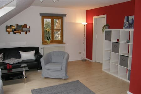 Cozy and fully equipped apartment - Peißenberg - Huis