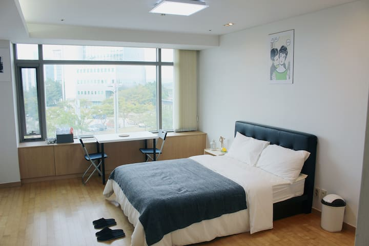 #(Cozy studio)Very close to Incheon airport - Jung-gu